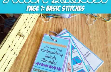 Free Printable Quick Stitch Guides