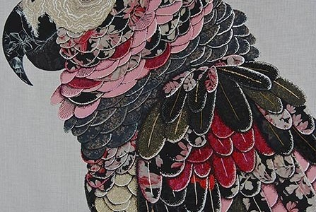 Embroidery Inspiration Zara Merrick