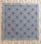 Sashiko Embroidery Pattern