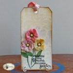 Tutorial: Ribbon Embroidery Embellishments