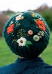 Free Embroidered Beret Pattern
