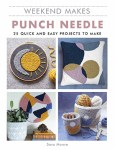 Weekend Makes: Punch Needle - Book Review