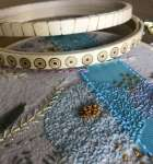 How to Decorate an Embroidery Hoops with Wood Burning