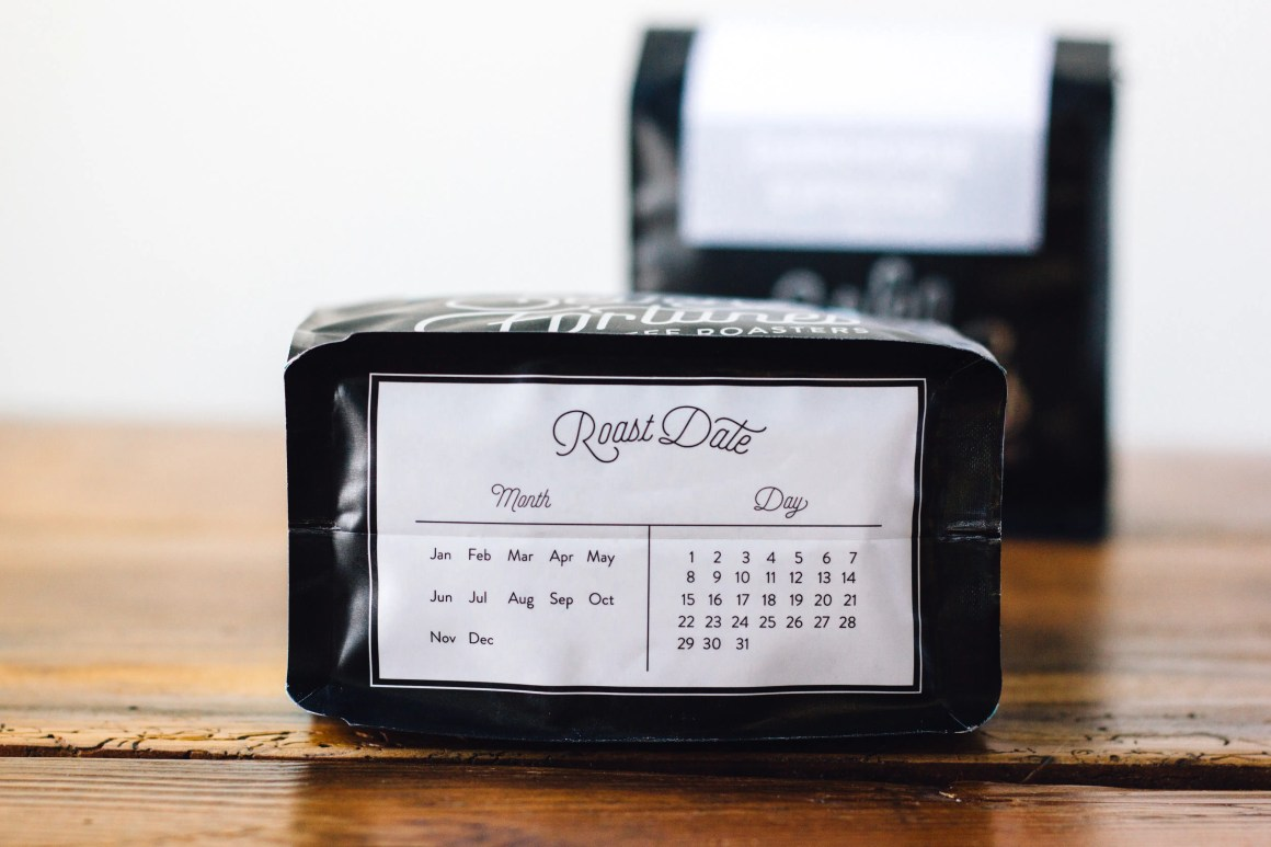 Seven Fortunes Coffee Roasters / Roast Date