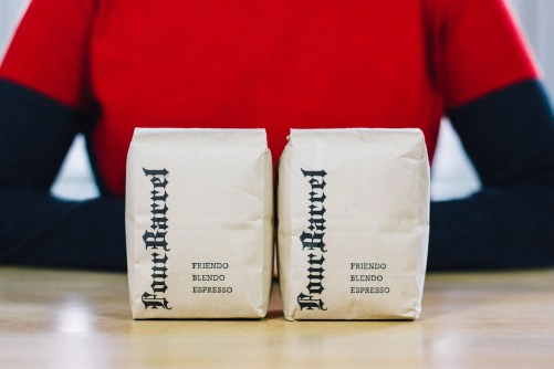 Four Barrel espresso