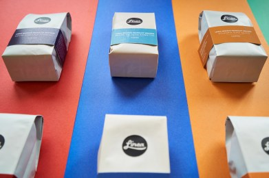 Linea Caffe bags