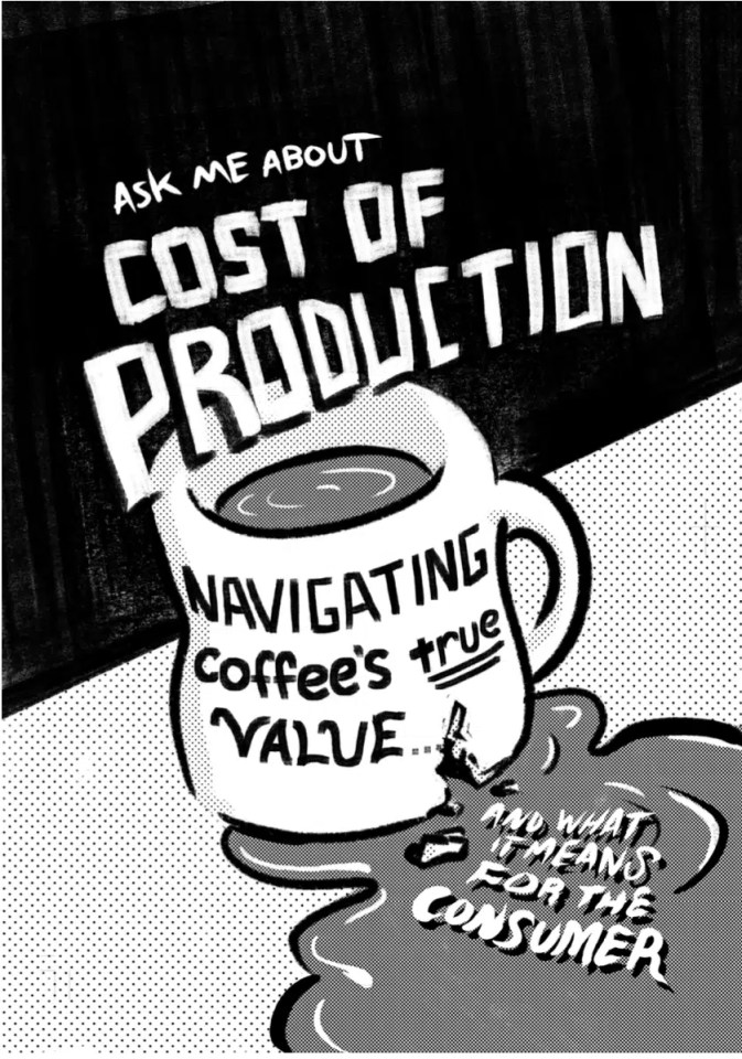 Ask Me About Cost of Production cover