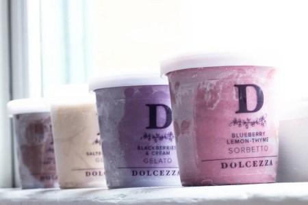 Dolcezza gelato pints