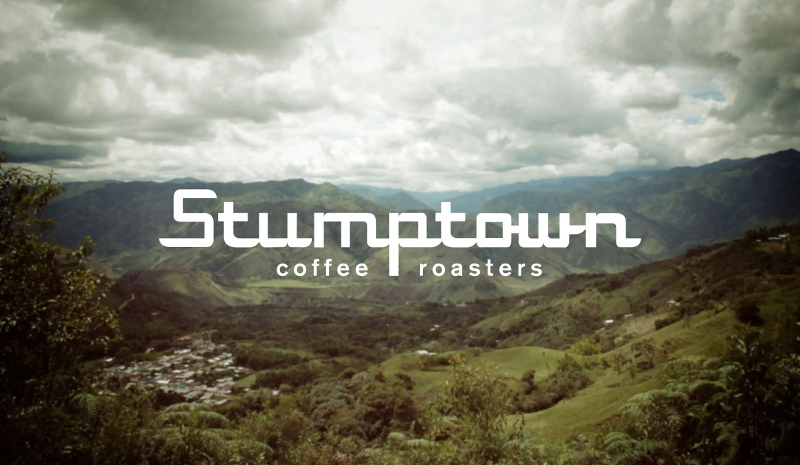 Stumptown Coffee Roasters logo by Needmore Designs