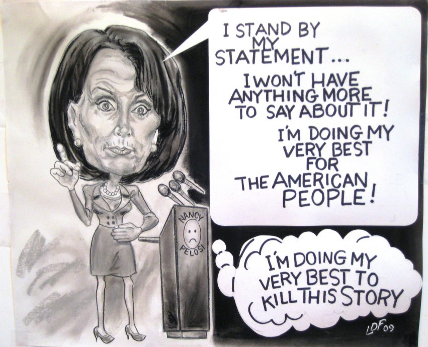 Cartoon by Larry Freeborn -  http://myspace.com/yardboy4 - larryart@insightbb.com