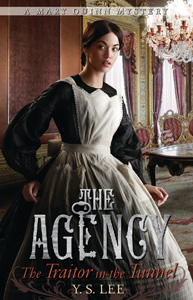Image result for the agency book