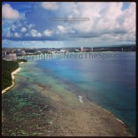 View from Two Lovers Point, Guam