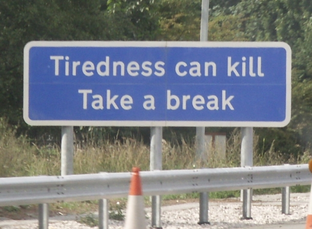 Tiredness_can_kill_sign