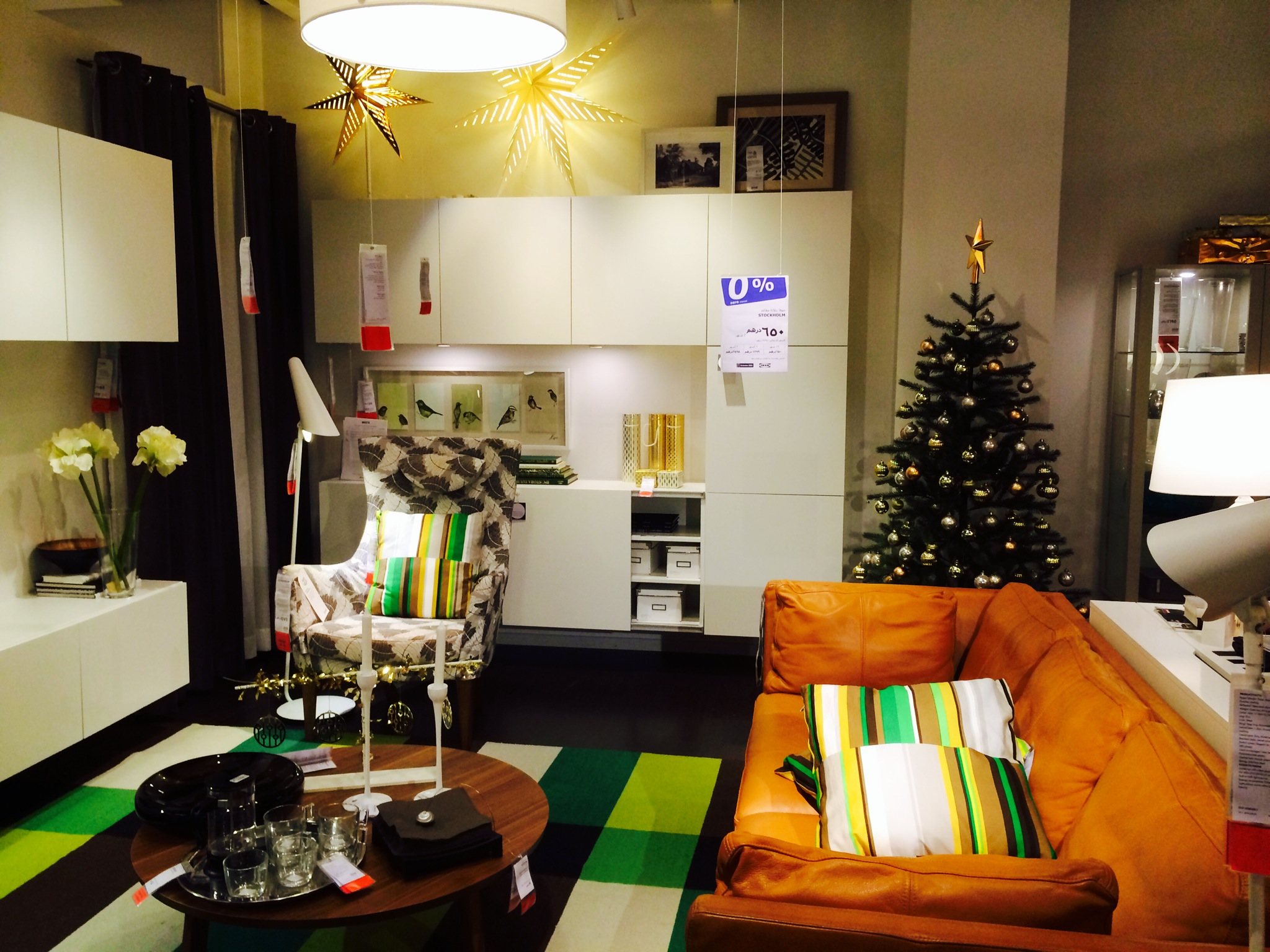 Its Christmas Time In IKEA Blessed Days In Dubai