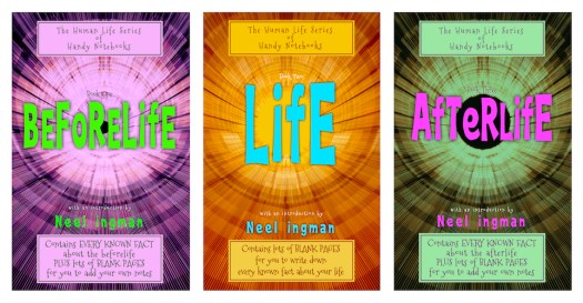 Beforelife Life Afterlife 3 fronts