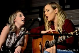 Lora Ryan with Samantha LaFontaine