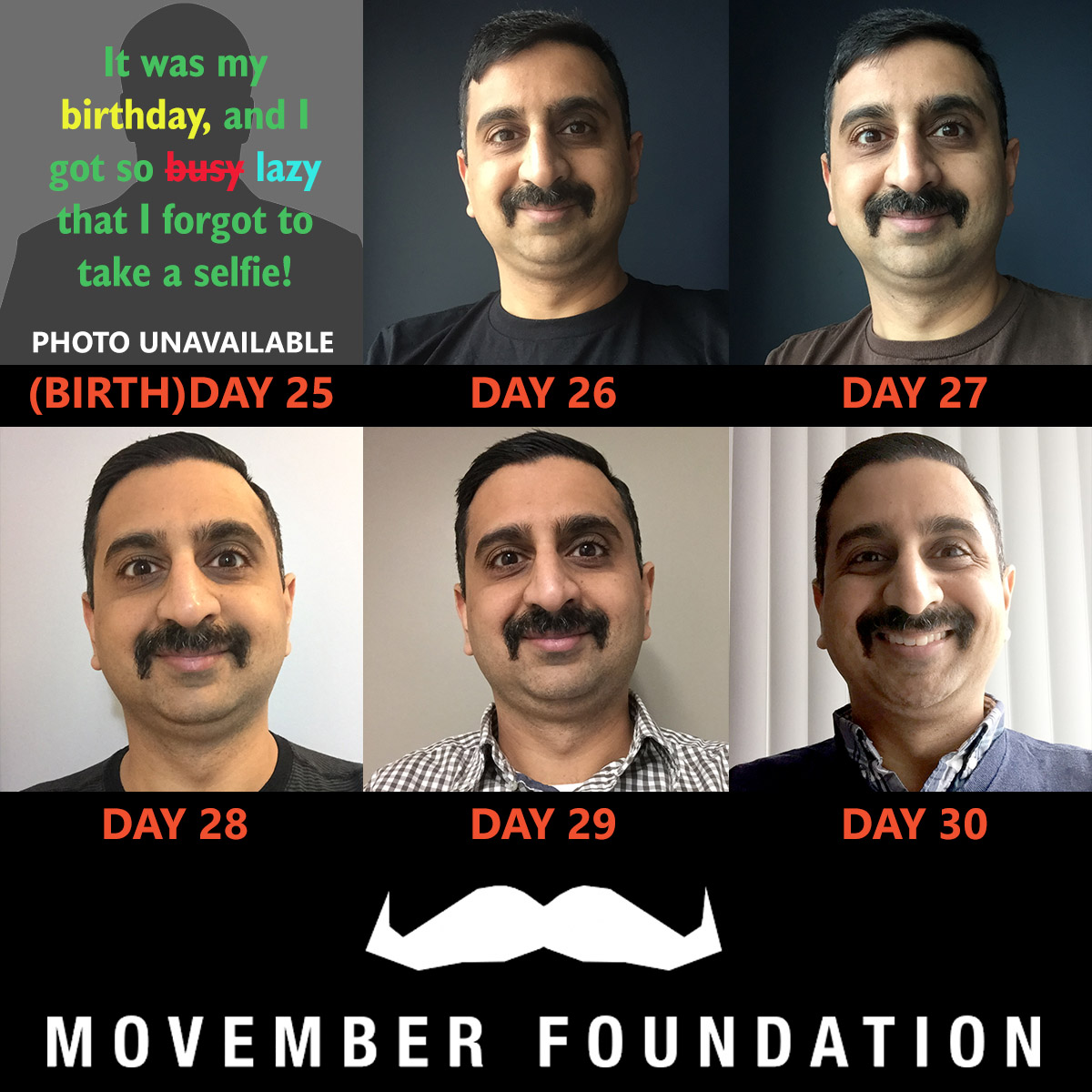 Movember Man-isms Part 4: Sexual Health