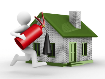 Home Fire Extinguisher Annual Check