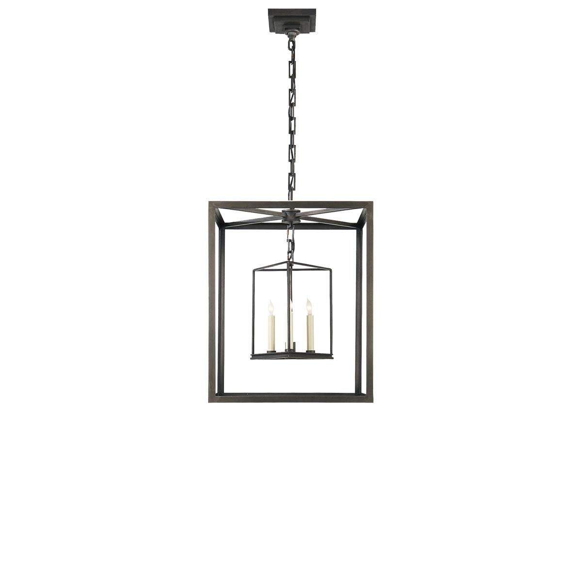 Visual Comfort Osborne Lanterns Ceiling Mounts