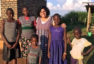 Ashley Flores NEEPUganda USA
