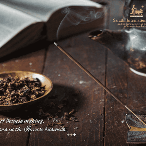 Tulasi Incense – Sarathi International Inc