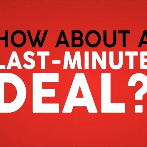 Last Minute Deal | AirAsia India