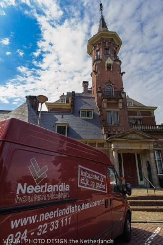 Huize Heyendael in Nijmegen