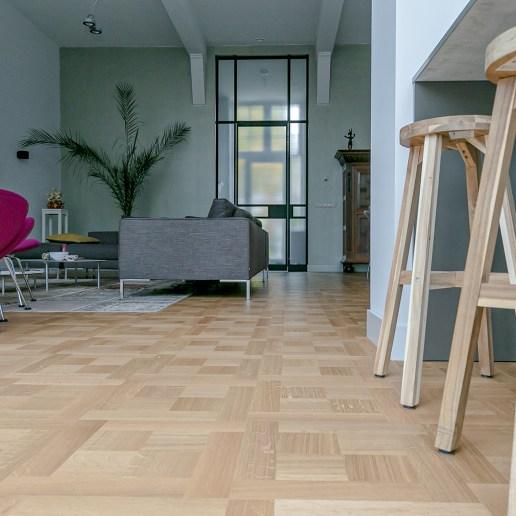 Suideras/molenwiek patroon vloer