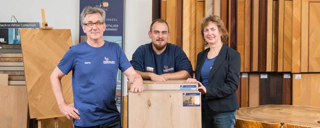 Neerlandia familiedrijf vloeren in Nijmegen