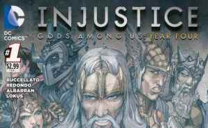 Injustice Gods Among us year 4 vol 2