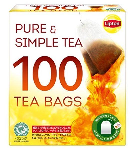 Amazonで人気の激安紅茶が凄すぎる!