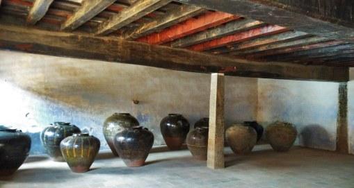 pickle-jars-padmanabhapuram-palace