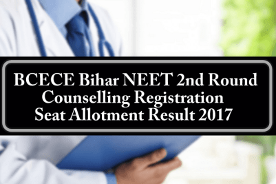 Bihar NEET 2nd Round Counselling Registration