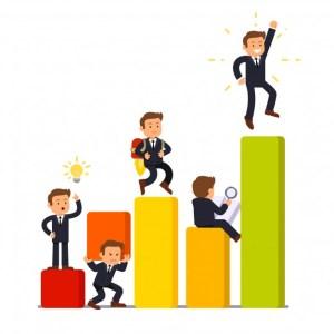 Etapas de un Emprendedor: 5 fases entre la dependencia y la libertad económica