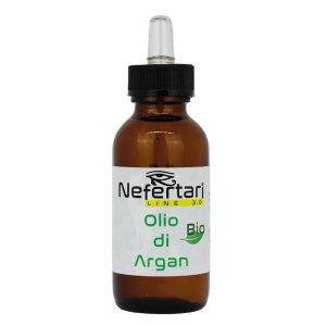 Olio di Argan Bio con contagocce