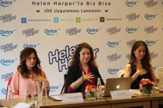 Helen Harper'la Biz Bize