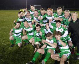 Trim Celtic 2nds 2019 winners