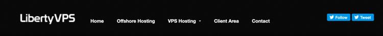 LibertyVPS - Offshore VPS Hosting