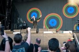 Depeche Mode verzauberten das Stade de Suisse (Daniel Strub, schwarzeliste.ch)