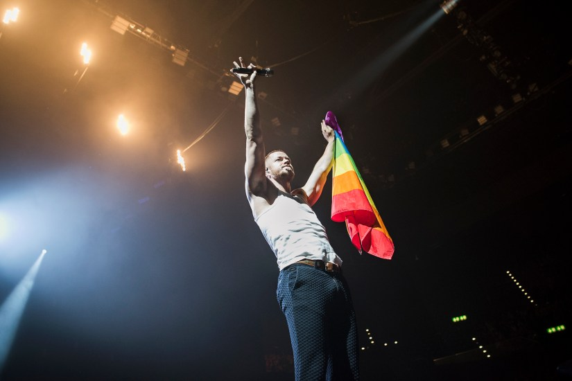 Dan Reynolds, Imagine Dragons