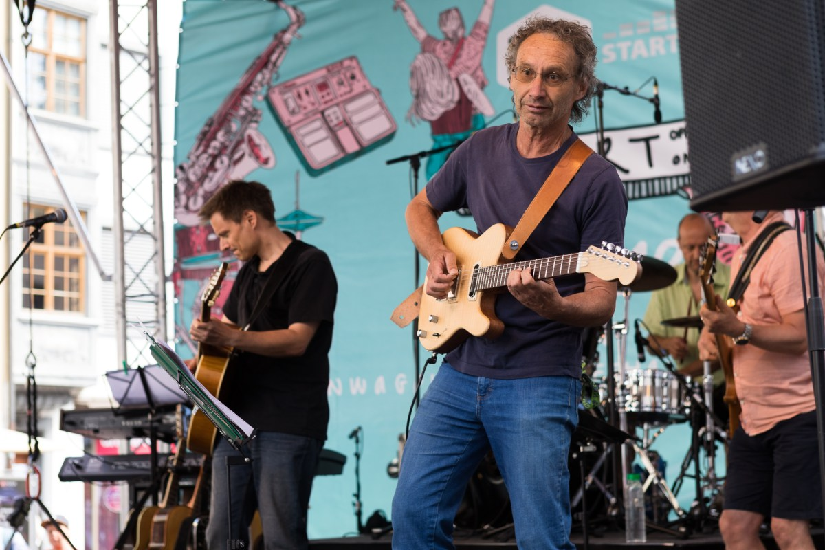 Peter Uehlinger & Band