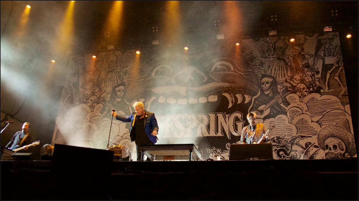 The Offspring (Foto: Sacha Saxer)