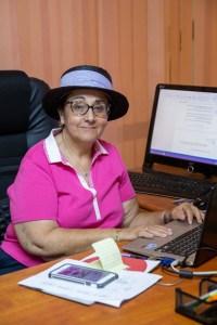 Hanna Geissmann, directrice générale de Negba