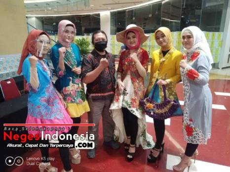 Peserta Fashion Show