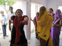 More dancing with Shivams family