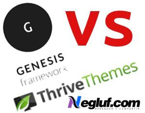 """Thrive Themes"" vs. ""Genesis Framework"""