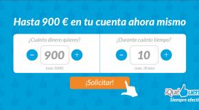 Obtener un crédito fácil de forma online con ¡QuéBueno!