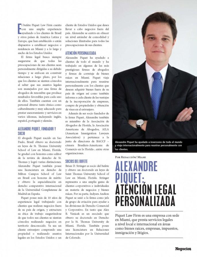Negocios_magazine- Alexandre piquet