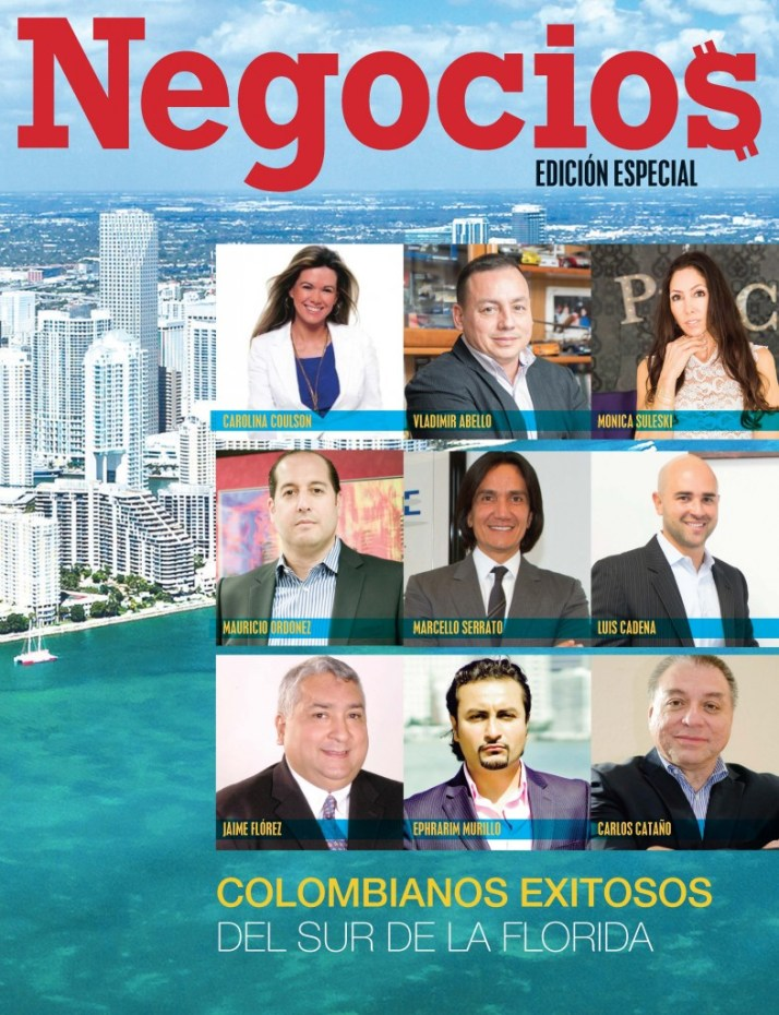 Negocios_magazine, colombianos exitosos