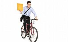 Ideas de Negocios Rentables: mensajero de la bicicleta